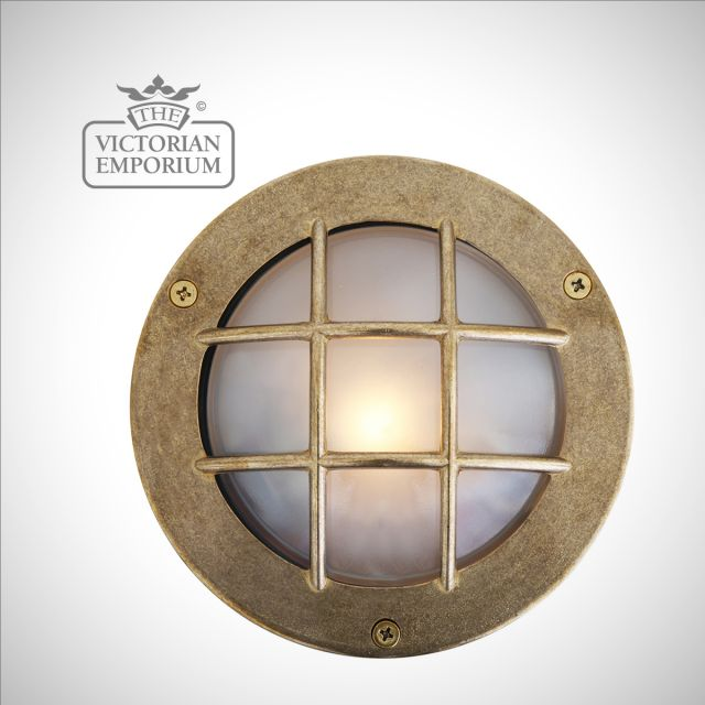 Maura Flush Wall Light