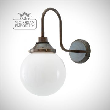 Pelagio Swan Neck Wall Light in a choice of 4 sizes