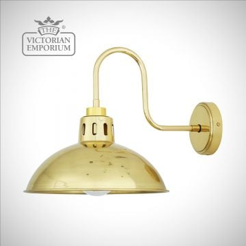 Talisa Swan Neck Wall Light