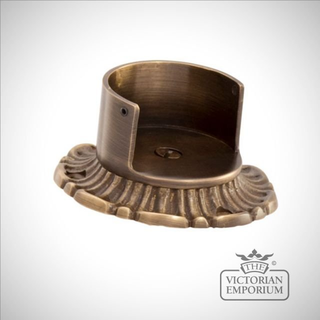 Decorative Brass Cup Recess Socket
