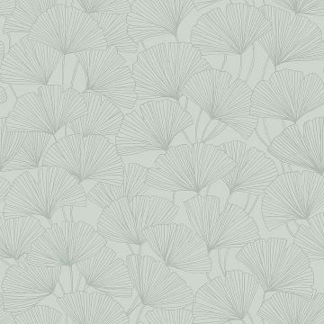 Asian Flowers wallpaper with a choice of 4 colourways