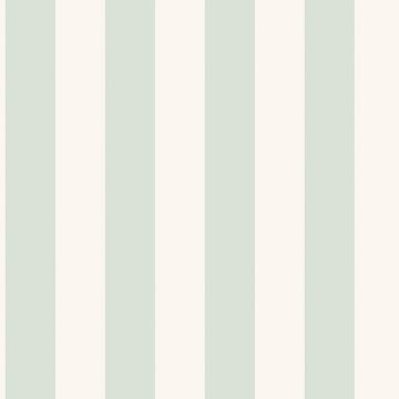 Plain stripes wallpaper - in a choice of 4 colourways