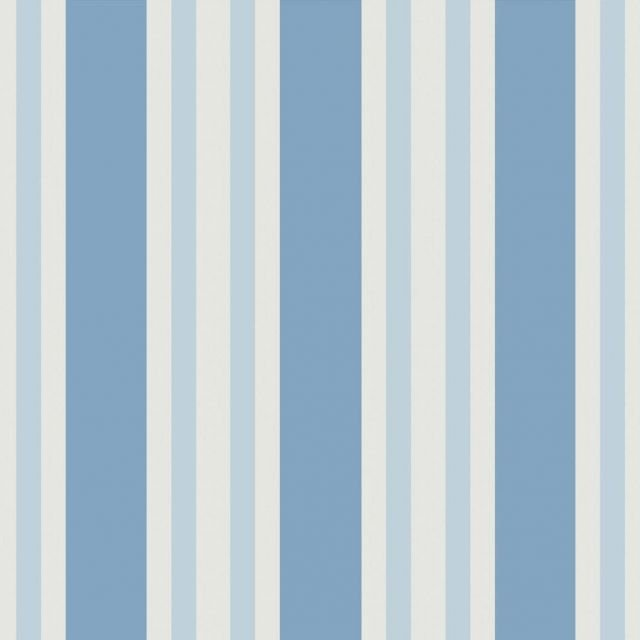 Polo stripe wallpaper in choice of grey, green, pink or blue