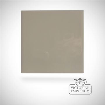 Neutral coloured tiles - Cream - 110x110mm