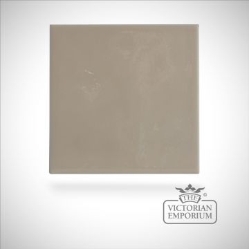 Neutral coloured tiles - Hemp - 110x110mm