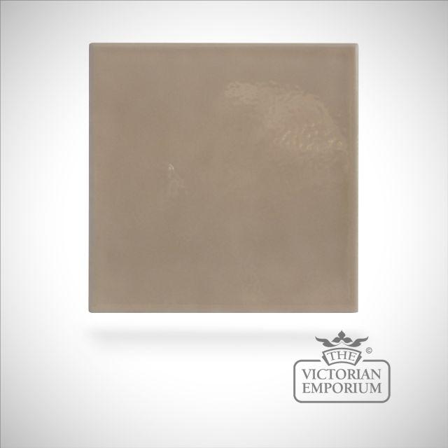 Neutral coloured tiles - Sisal - 110x110mm
