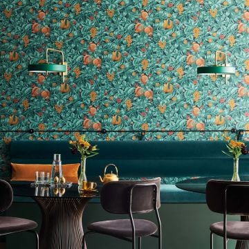 Vines of Pomona wallpaper in a choice of 4 colourways
