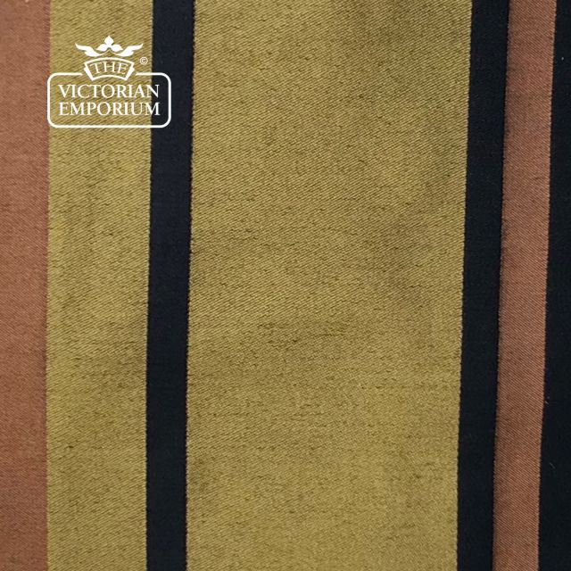 Grosvenor Stripe Fabric in a choice of colourways