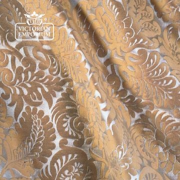 Holbein Fabric in a choice of Gold or Green