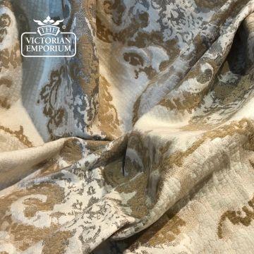 Pompadour Fabric in Amaretti