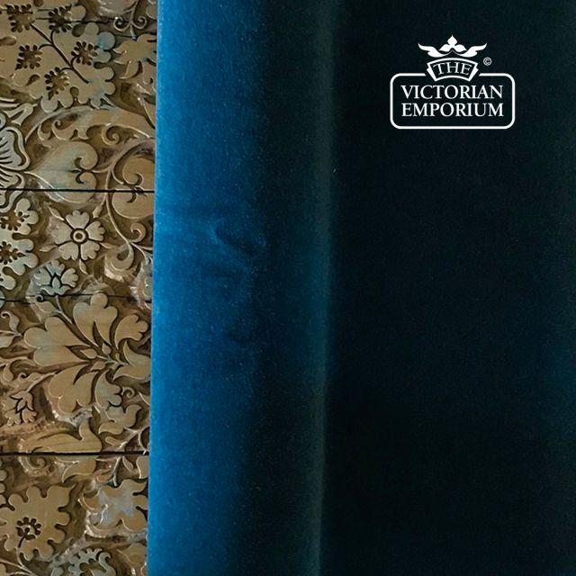 Tufton Mohair Velvet in a choice of colours