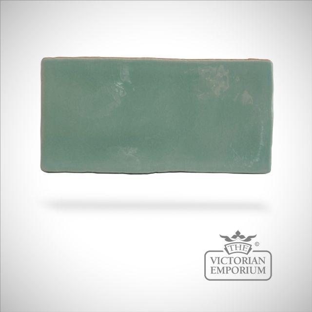 Vintage crackle glazed - Velvet - 75x150mm