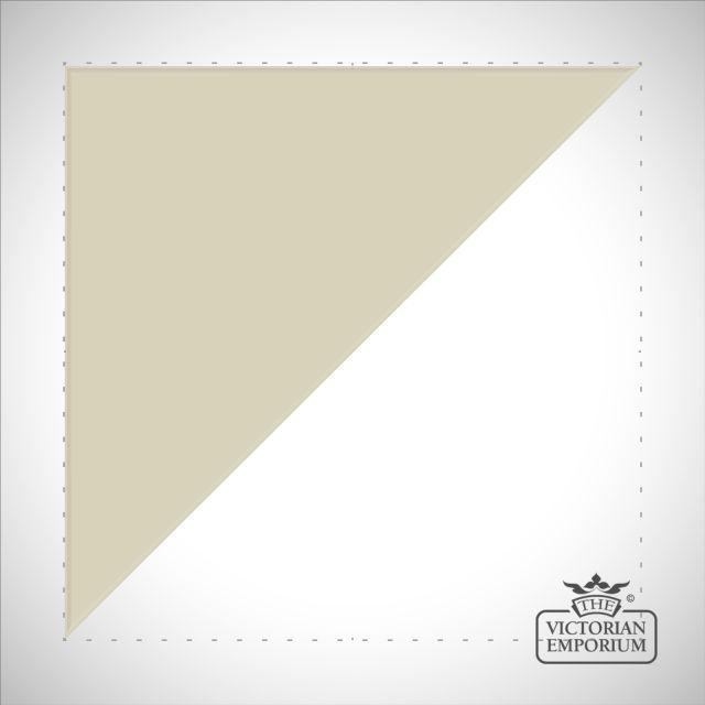 White Triangle/Half square tiles