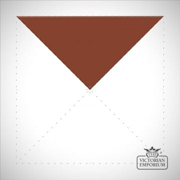 Red Triangle/Half small square tiles