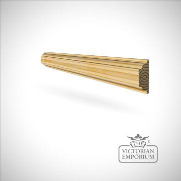 Edging / beading 34mm x 12mm - Medium beading