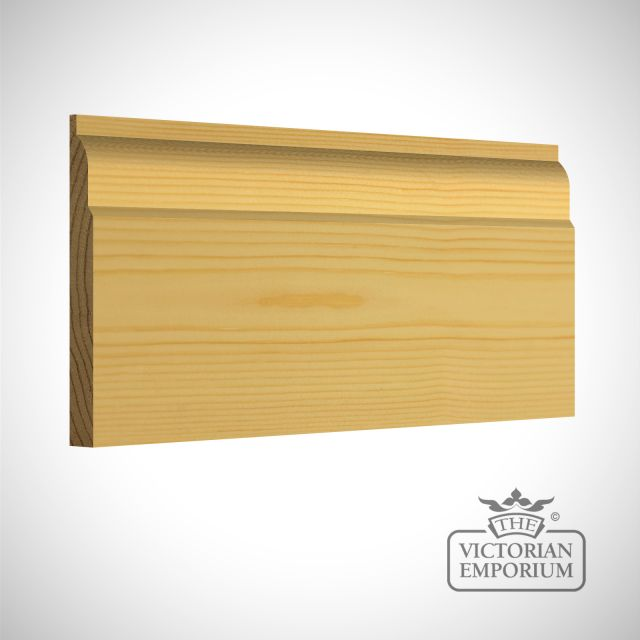 Lambs tongue skirting 168 X 20mm