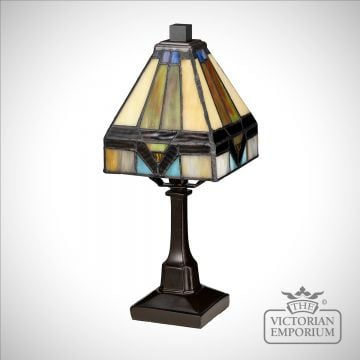 Tiffany Holmes Mini Table Lamp