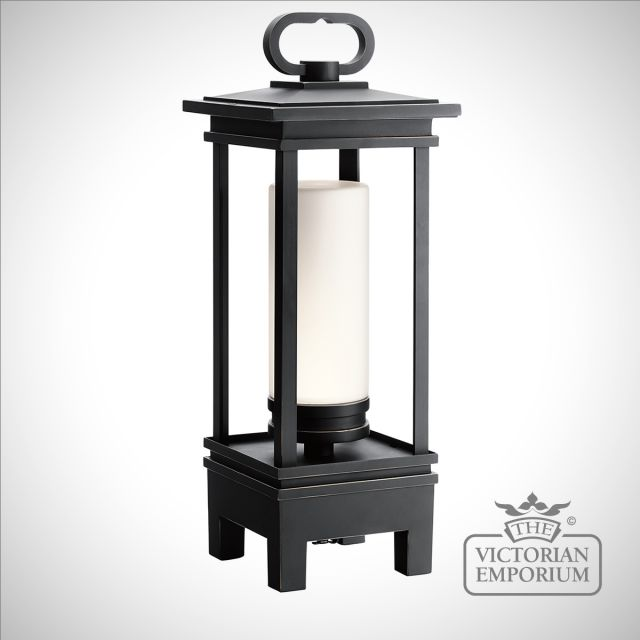 South Hope Indoor/Outdoor table lamp with Bluetooth