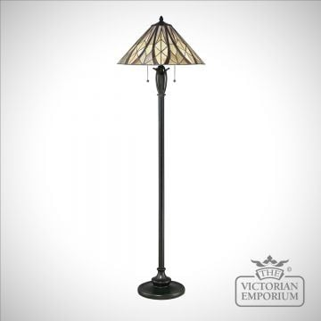 Tiffany Victory Floor Lamp