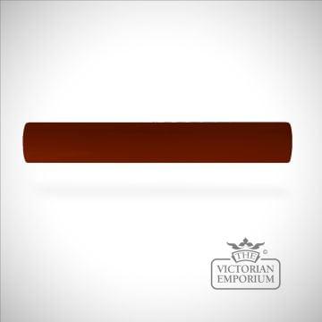 Plain Victorian trim tiles 200x25mm in Chestnut