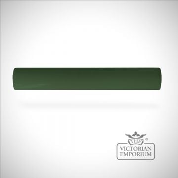 Plain Victorian trim tiles 200x25mm in Green
