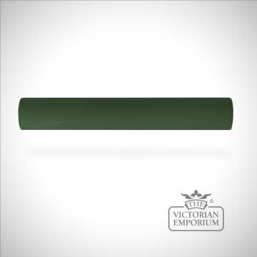 Plain Victorian trim tiles 200x25mm in Green