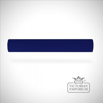 Plain Victorian trim tiles 200x25mm in Blue