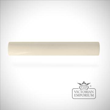 Plain Victorian trim tiles 200x25mm in Cream