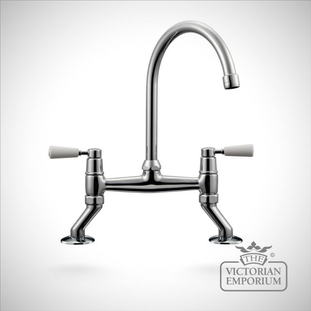 Bridge Lever Kitchen tap