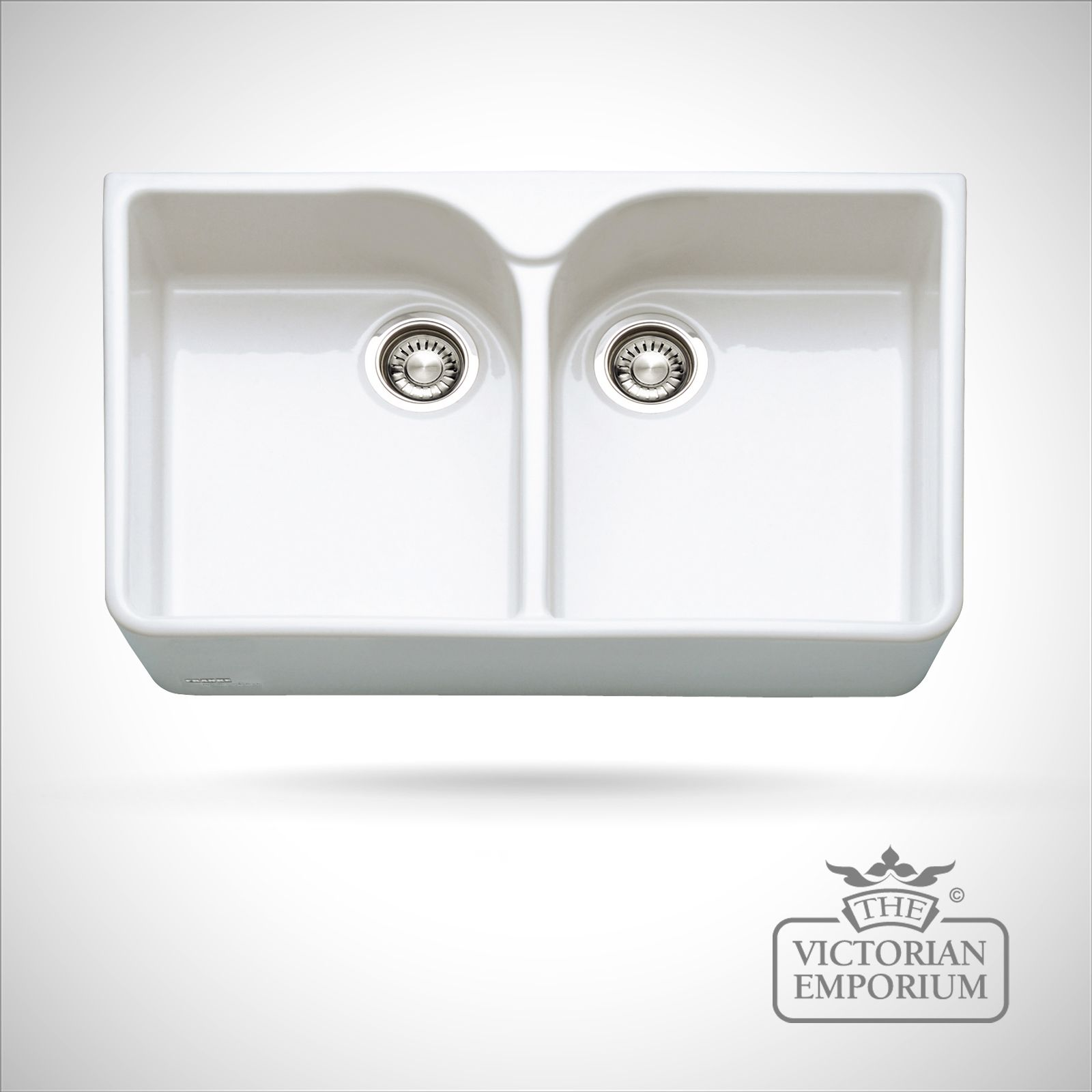 Double Belfast sink | Kitchen sinks | The Victorian Emporium