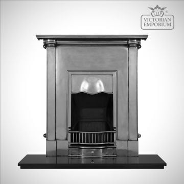 Abbeyford Victorian style cast iron fireplace