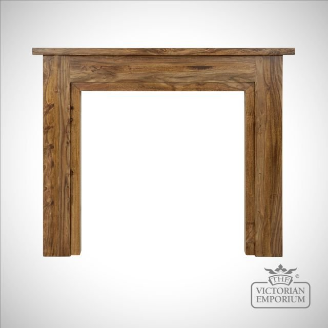 Colorado Wooden Fireplace Surround