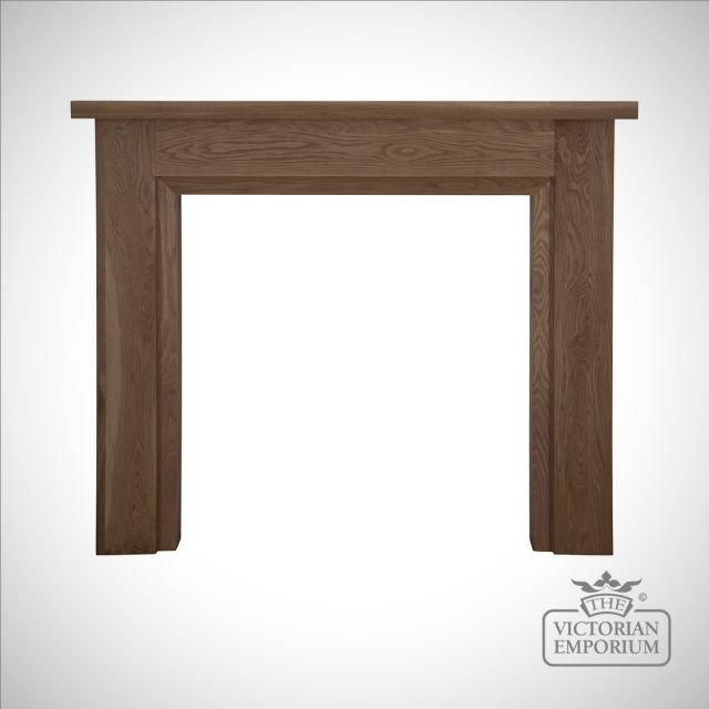 Keddleston Wooden Fireplace Surround