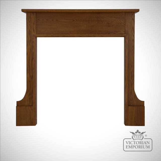 Milltown Wooden Fireplace Surround