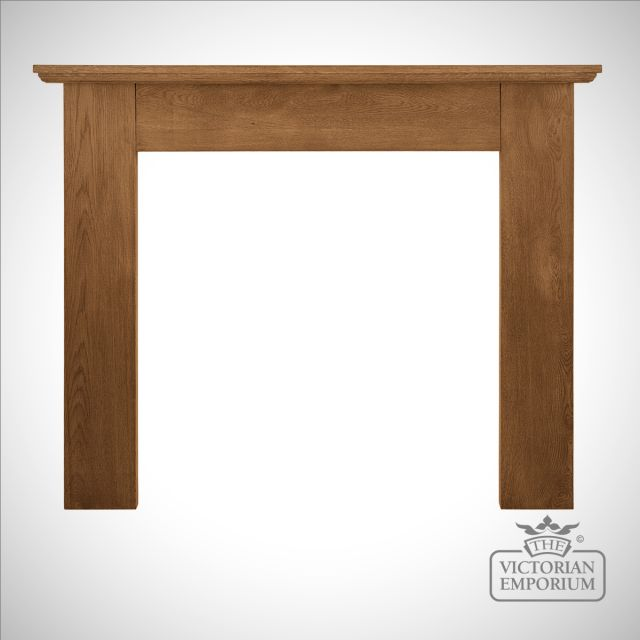 The Wexford Wooden Fireplace surround - choice of pine and oak