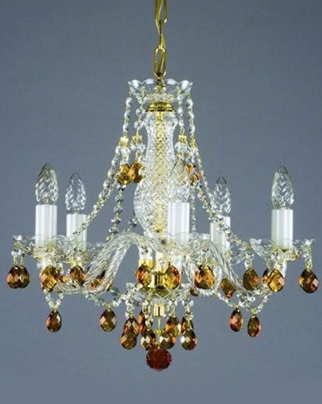 Small Coloured Chandelier Gold Ceiling Chandeliers