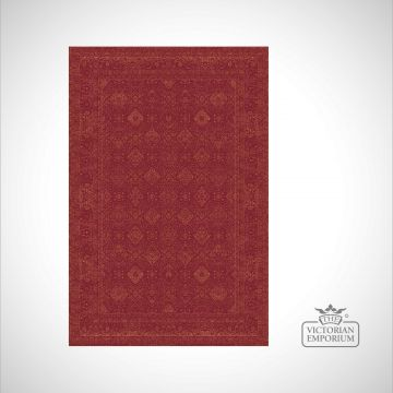 Victorian Rug - style IM1951 Red