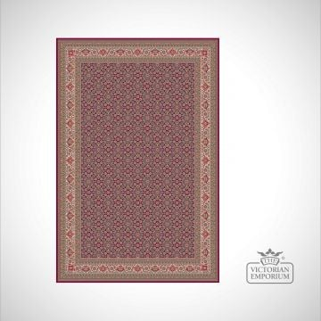 Victorian Rug - style IM1956 Red