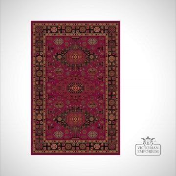 Victorian Rug - style IM1961 Red
