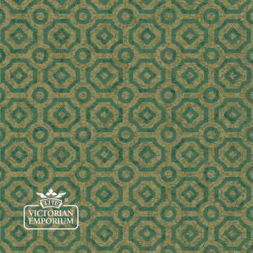 Queen's Quarter Wallpaper in a choice of colours