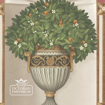 Royal Jardiniere Wallpaper