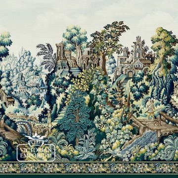 Verdure Tapestry Wallpaper