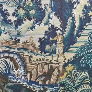 Verdure Tapestry Silk Wallpaper