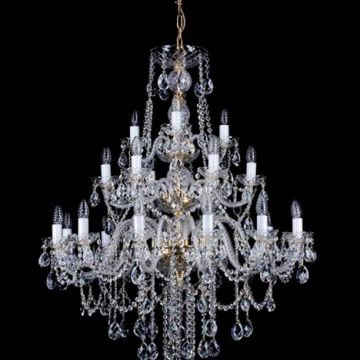 Classic 3 tier chandelier