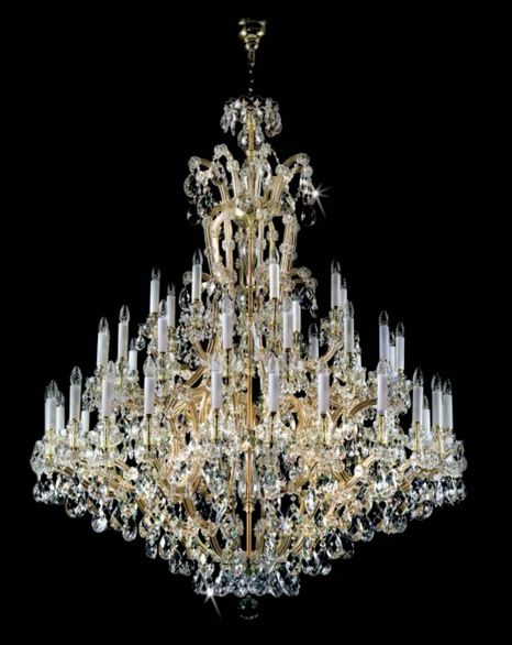 Grand chandelier large ceiling chandeliers - Grand lustre pas cher ...