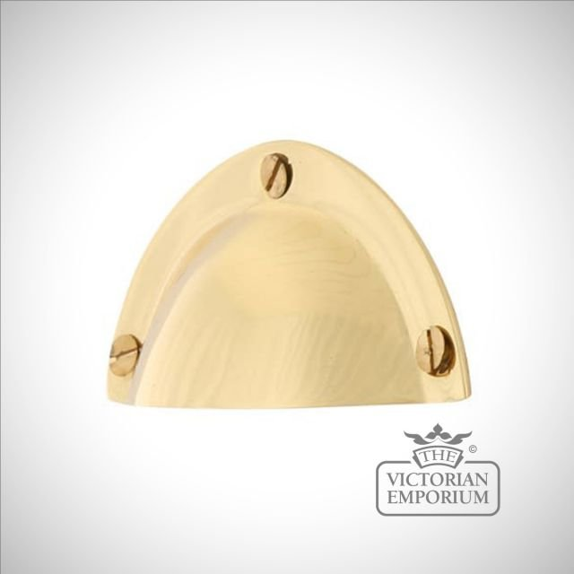 Plain cup handle in a choice of finishes