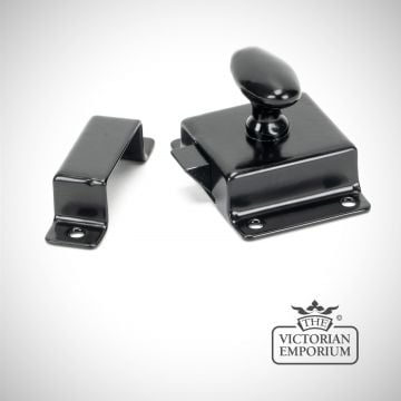 Cabinet Latch in Black