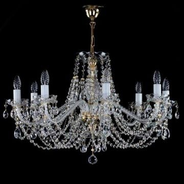 Ve-crystal pendent chandelier angel-8
