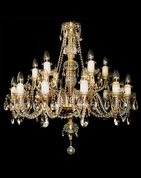 Large lead crystal chandelier large ceiling chandeliers large lead crystal chandelier aloadofball Image collections