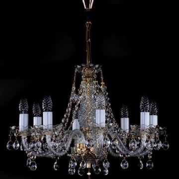 Pretty medium chandelier